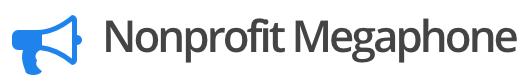 Nonprofit Megaphone Logo
