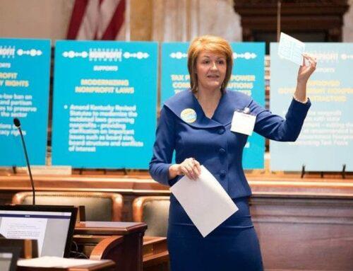Nonprofits are Essential: Danielle Clore at KNN