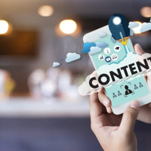 Successful content helps conversions