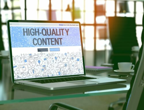Relevant, High-Quality Content is Key for Better Website Performance
