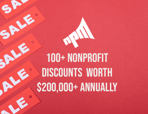 100+ Nonprofit Discounts (Collectively Worth $200,000+ Annually)