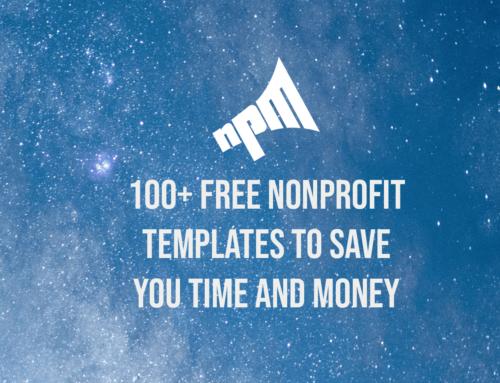 100+ Free Nonprofit Templates To Save You Time & Money