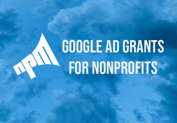 Google Ad Grants For Nonprofits